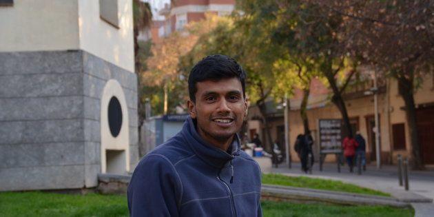 Muhammad Zeshan, el pakistaní que lleva a España al Tribunal Europeo de Derechos