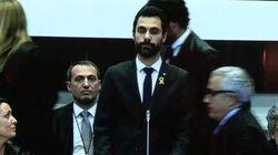 Torrent se reafirma en su discurso tras el plante de la cúpula judicial