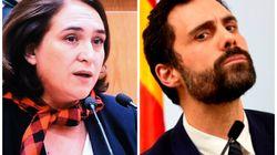 Torrent, Colau y la Generalitat no participarán en el recibimiento al rey en el Mobile