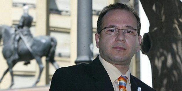 Francisco José Alcaraz, expresidente de la AVT y senador de