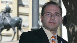 Francisco José Alcaraz, expresidente de la AVT, primer senador de