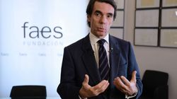 La apocalíptica advertencia de Aznar sobre la revolución