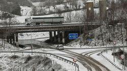 La borrasca Helena llega a España con nieve a 600 metros: estas son las provincias en