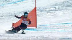 Una ardilla se salva por los pelos de ser atropellada en los Juegos Olímpicos de