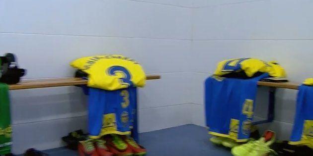 El 'sucio' percance que han vivido los jugadores de Las Palmas en