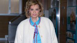 María Teresa Campos recibe el alta