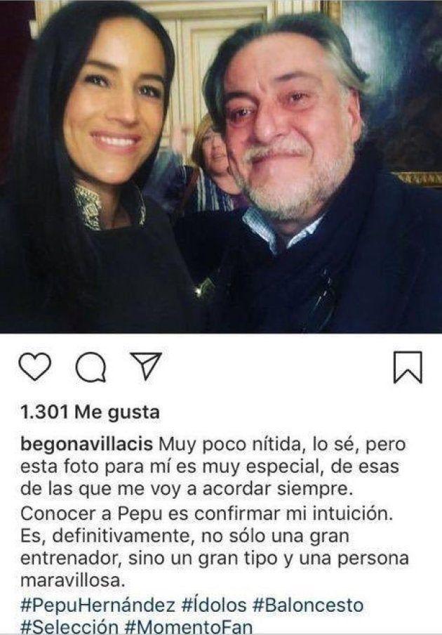 Begoña Villacis, la lider de Ciudadanos en el Ayuntamiento de Madrid, ha