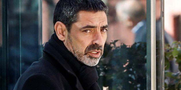 El exjefe de los Mossos d'Esquadra Josep Lluis