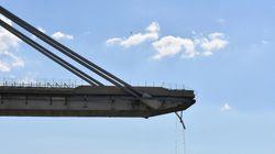 La Policía rebaja a 38 la cifra de fallecidos por el desplome del puente de
