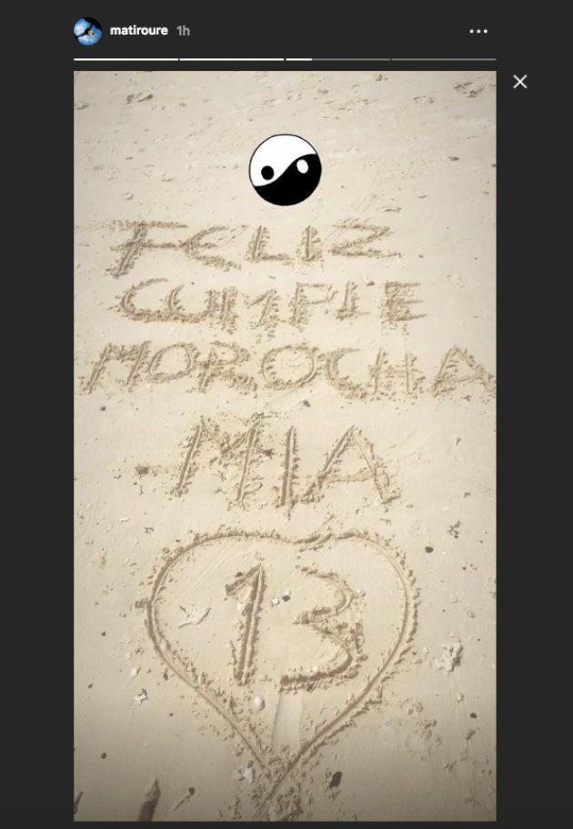 El bonito mensaje de Elsa Anka a su hija, Lidia Torrent, por su 24º