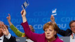 El partido de Merkel da luz verde al acuerdo de gobierno con los