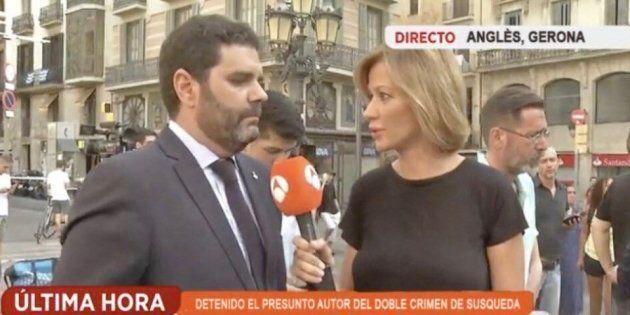 Susanna Griso no ha preguntado si el asesino de Susqueda era