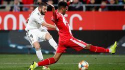 En directo: Girona-Real Madrid de cuartos de la Copa del