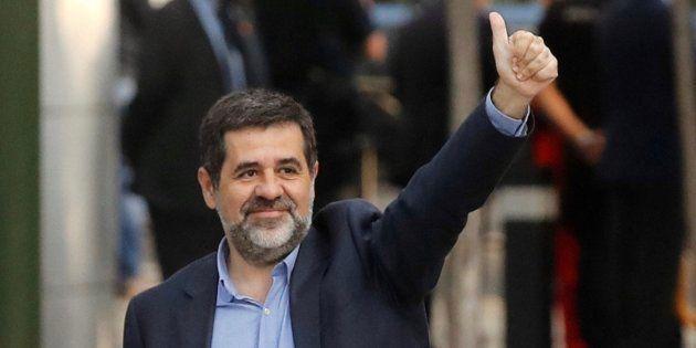 Jordi Sànchez Picanyol, expresidente de la Asamblea Nacional Catalana y diputado de Junts per