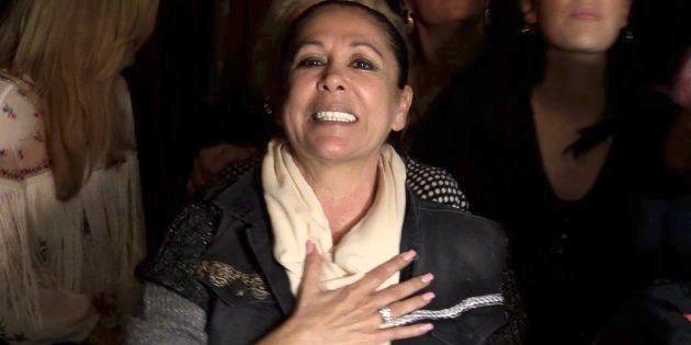 Isabel Pantoja gana el juicio contra Telecinco por la emisión de 'Mi