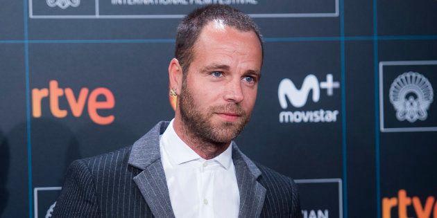 El actor Carles