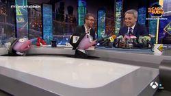 La comprometida pregunta a Vicente Vallés en 'El Hormiguero' que responde de manera