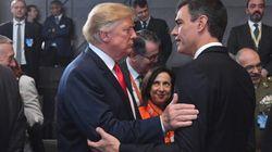 Trump exigió a España y a la Unión Europea romper todo diálogo con