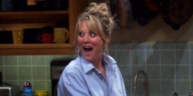 Kaley Cuoco, Penny en 'The Big Bang Theory', confiesa una de las cosas que más echará de menos de la