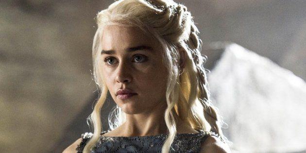 El significado oculto de las trenzas Daenerys Targaryen (Emilia Clarke) en 'Juego de