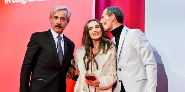 Todos los vestidos de la alfombra roja de los Premios Fotogramas de