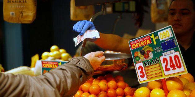 La inflación se dispara al 1,1 % en febrero por la