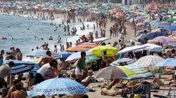 España bate récord de turistas extranjeros por sexto año
