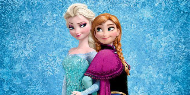 La directora de 'Frozen' no descarta que Elsa tenga una