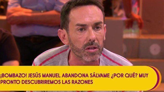 Jesús Manuel Ruiz anuncia por sorpresa que deja