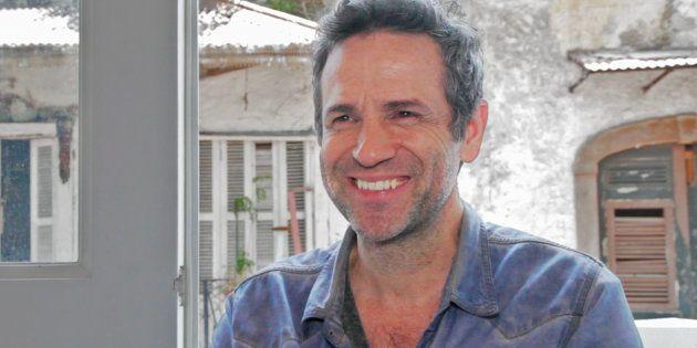 Gustavo Salmerón en el Festival Internacional de Cine Iff
