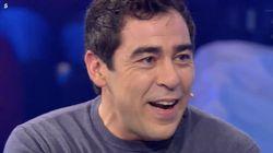 Pablo Chiapella revela a qué se dedicaba antes de ser Amador Rivas en 'La Que Se