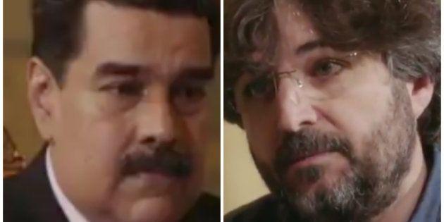 Jordi Évole y Nicolás