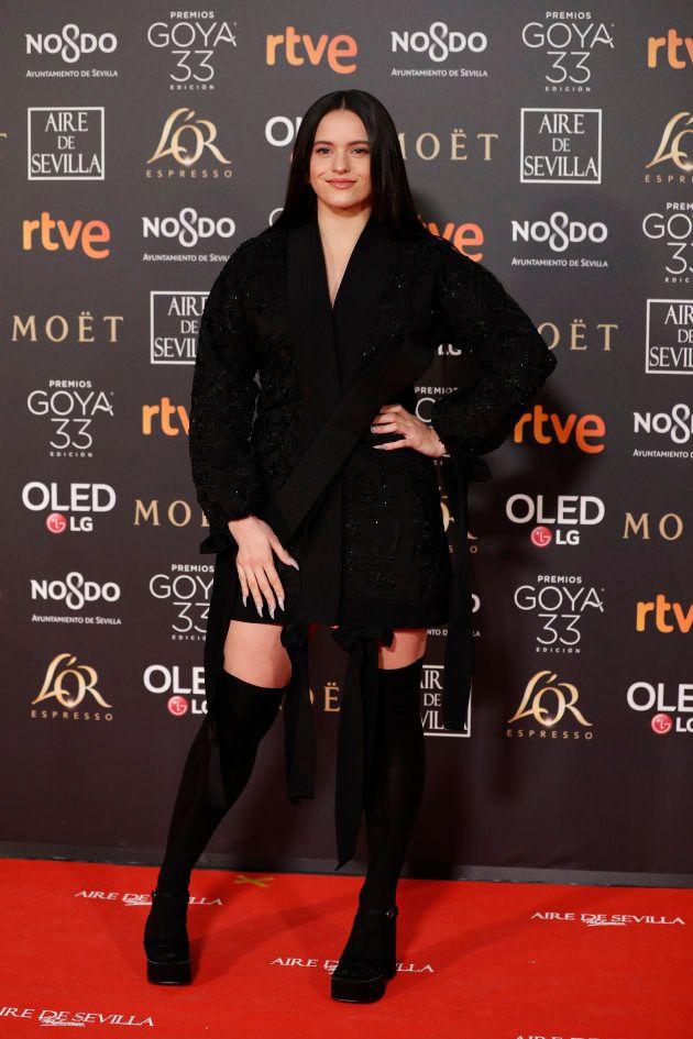 Los diez vestidos para recordar de la alfombra roja de los Goya