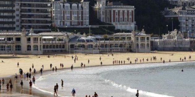 Tres detenidos por la presunta violación a una menor en una playa de San