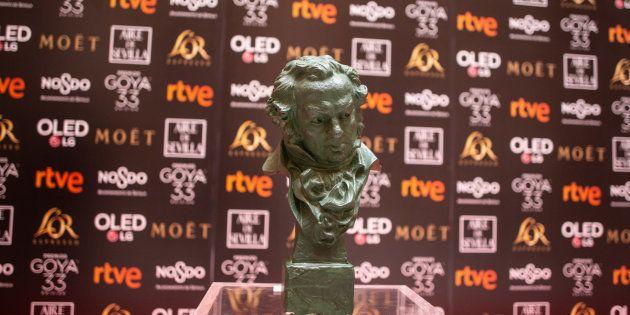 Críticas tras una foto del cátering de los Goya 2019: