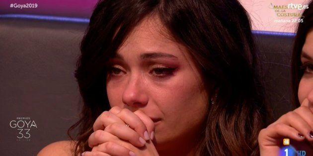 Tres momentos que demuestran que Anna Castillo no lo ha pasado bien en los