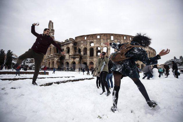 La nieve, el viento y la lluvia se quedarán en España durante toda la