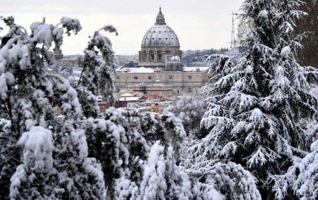 Cúpula de la Basílica de San
