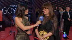 El acertado presagio de Isabel Coixet con el Goya a Mejor director y Mejor