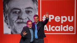 Sánchez y la cúpula del PSOE justifican su apoyo cerrado a Pepu Hernández: