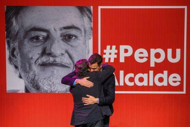 Pepu Hernández y Pedro