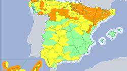 Se suspenden las clases en casi toda Canarias por vientos que puede alcanzar los 130