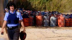 Los terroristas de Barcelona y Cambrils pretendían mezclar sus bombas con