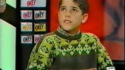 ¿Reconoces a este popular presentador? Sus inicios tuvieron mucho de