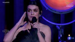 Amaia no hizo un Amaia: Universal explica lo que pasó en la gala de los