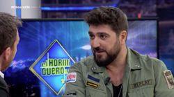 Antonio Orozco confiesa su metedura de pata con Luis