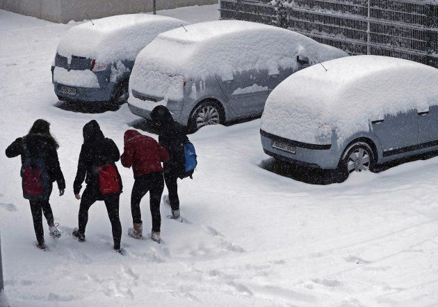 🔴 EN DIRECTO- El temporal de nieve, lluvia y viento deja tres fallecidos en