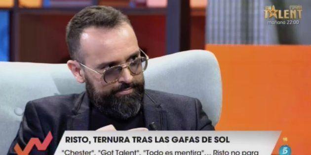 Risto Mejide en 'Viva la