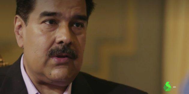 Nicolás Maduro en