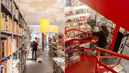 Conoce las 10 librerías más originales de